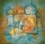 Taj Mahal Turquoise Gold
