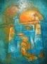 Uch Sharif Turquoise (Tomb of Mai Jalwandi) Thatta, Sindh
